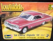 Revell 2574    --    '64 Chevy Impala SS 2'n1   1:25