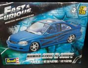 "Revell 4331    --     Honda Civic Si Coupe  ""Fast & Furious""   1:25"