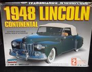 Lindberg 72322     --    1948 Lincoln Continental   1:25
