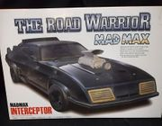 "Aoshima 38123     --     ""Mad Max"" The Road Warrior Interceptor   1:24"