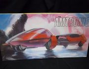 AMT 755/12     --     The AMTRONIC Futuristic Multi-Duty Vehicle  1:25