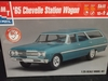 AMT 31219     --     '65 Chevelle Station Wagon    1:25