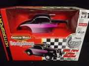 AmMuscle 31722   1940 Ford Coupe Modified  **Metal Body Kit   1:24