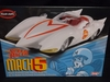 Polar Lights 981    --      Speed Racer Mach 5    SnapKit   1:25