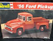 Revell 7602     --    '56 Ford Pickup    1:25   (box has a little water damage)