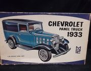MPC 303-170   --   1933 Chevy Panel Truck  / A Budd Anderson Master Kit 1:25