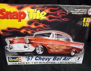 Revell 1931     --     '57 Chevy Bel Air   SnapTite    1:25