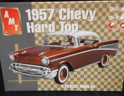 AMT 31798      --      1957 Chevy Hard Top   1:25