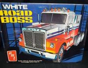 AMT T527     --     White Road Boss    1:25