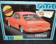AMT 894/12     --     1969 Chevy Corvair  1:25