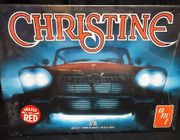 """AMT 801/12      --      """"Christine""""  1958 Plymouth   1:25   (molded in Red)"""