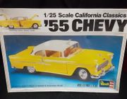 Revell H1392     --    '55 Chevy   1:25