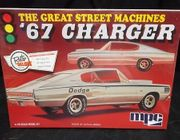 MPC 829/12     --     '67 Charger    1:25