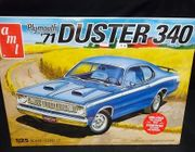 AMT 1118/12      --     1971 Plymouth Duster 340  1:25