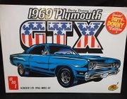 AMT 1065/12     -     Dirty Donny's 1969 Plymouth GTX    1:25