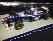 Paul's Art97003    --   Williams FW19 Renault / Jacques Villeneuve   1:18