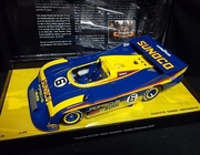 Paul'sArt736006    --    Porsche 917/30 - Mark Donohue - CanAm Champion 1973  1:18   (white paint overspray on box)