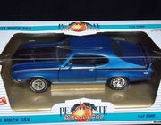 Peachstate 7089     --    1971 Buick GSX   / Collector's Edition 1 of 2500   1:18