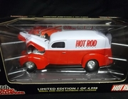 RacingChamp.  --   '40 Ford Sedan Delivery 'Hot Rod Magazine  1:24