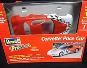 Revell 1344   --   Corvette Pace Car   PreDecorated/SnapTite   1:25