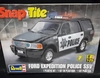 Revell 1972   --   Ford Expedition Police SSV  /  SnapTite   1:25