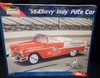 Revell 2496      --    '55 Chevy Indy Pace Car   1:25