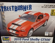 Revell 4938     --   2010 Ford Shelby GT500   1:25