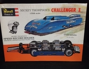 Revell H-1281   --    Mickey Thompson's 'Challenger I' 406.6 M.P.H. Speed Record Holder   1:25