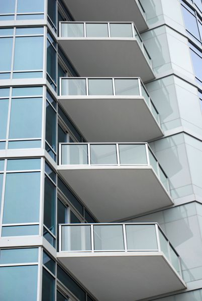 Glass Railing in Seattle, WA