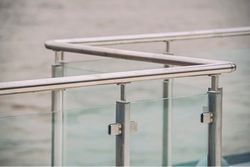 Structural Glass Railing Systems