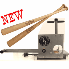 Baseball Bat Branding Machine