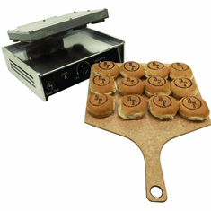 Hamburger Bun Branding Machine