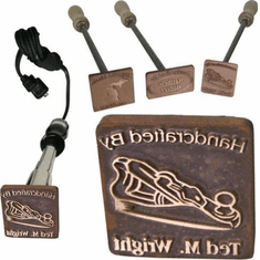 Personalized Branding Irons