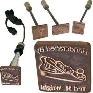 Personalized Wood Branding Iron