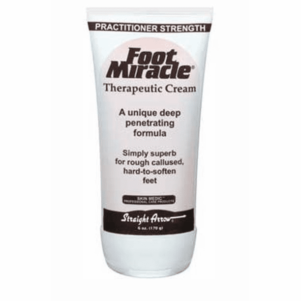 Foot Miracle Therapeutic Foot Cream - 6oz.