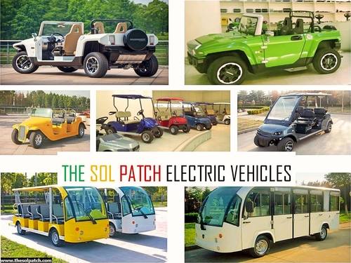 Electric Vehicles - Cars, Bikes, Golf Carts, Motorcycles and Scooters