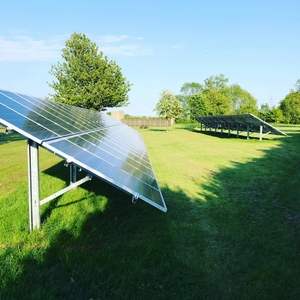 Solar Panels For The USA    North America
