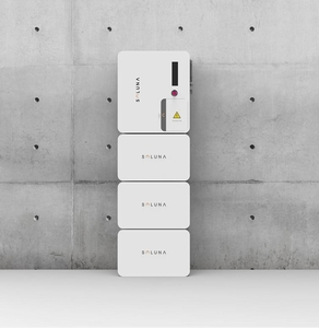 SOLUNA Hybrid Inverters and Home Storage Battery Systems