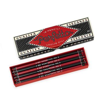 Double Color Perfetto Pencil Set