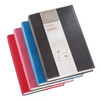 Quo Vadis 2022 Journal 21 Daily Planner with Club Cover (5.25 x 8.25)