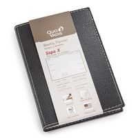 Quo Vadis 2022 Sapa X Weekly Planner with Club Cover (#46) (3.5 x 5.25)