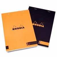 Rhodia Premium Staple No. 16 Notepad (6 x 8.25)
