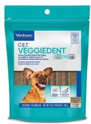 C.E.T. VeggieDent FR3SH Tartar Control Chews For Extra Small Dogs <11 lbs, 30 Chews