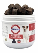 CadaFlex Soft Chews with MSM For Small and Medium Dogs, 84 Count
