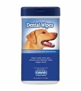 Davis DentaMed Wipes, 50 Count