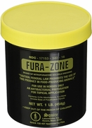 Fura-Zone (Nitrofurazone) Soluble Dressing, 1 lb Jar