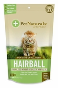 Pet Naturals Hairball for Cats, 30 Chews