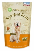 Pet Naturals Superfood Treats for Dogs - Homestyle Chicken, 100+ Treats