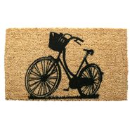 Bike Handwoven Coconut Fiber Door Mat