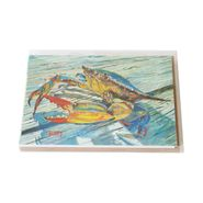 Blue Crab Series Boxed Note Cards